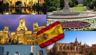 România, inclusă în lista verde. Cetățenii români pot călători în Spania fără vaccin și fără test