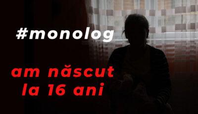 Am născut la 16 ani: # monolog-ul unei mame minore