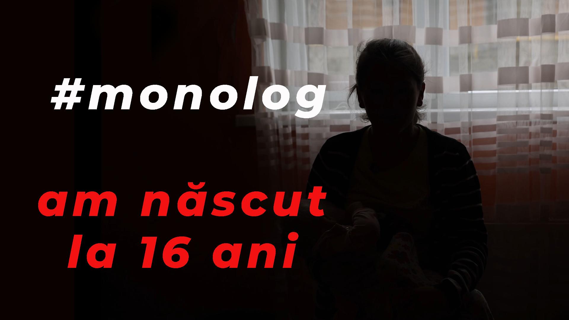 Foto: Am născut la 16 ani: # monolog-ul unei mame minore