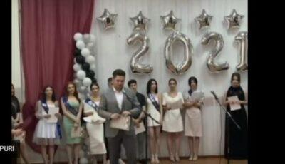 Un absolvent din Găgăuzia și-a rupt diploma: Cunoștințele nu înseamnă doar note
