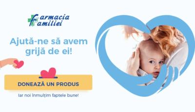 Farmacia Familiei: Ajută-ne să avem grijă de ei