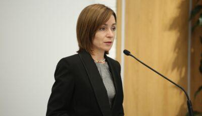 Președintele Maia Sandu a discutat cu reprezentanții asociațiilor de business