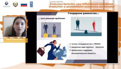 Studiu: Reducerea violenței în bază de gen depinde, în mod direct, de abilitarea economică a femeilor