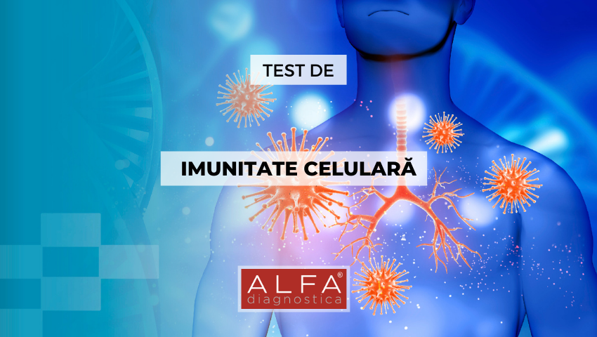Foto: Alfa Diagnostica: Evaluarea complexă a imunității celulare