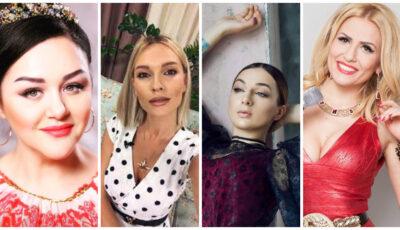 Cum arătau în copilărie Lenuța Gheorghiță, Dianna Rotaru, Olia Tira și alte vedete de la noi?