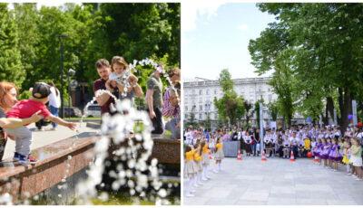 Ziua copilului, sărbătorită în Capitală. Cum s-au distrat cei mici de ziua lor