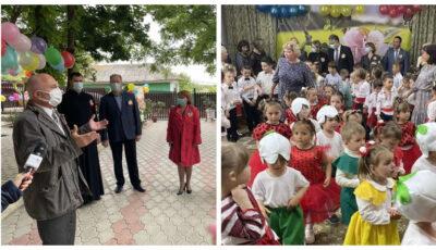 Grădinița Nr. 1 din Sângerei, renovată cu suportul Guvernului României
