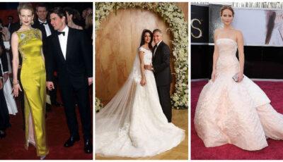 Top 10 cele mai scumpe rochii purtate de celebrități de-a lungul timpului