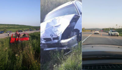 Detalii despre accidentul de la Horeşti, în care a murit o fetiță de 5 ani. Victimele se întorceau din Turcia