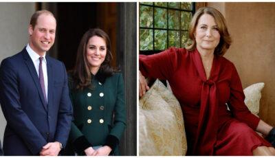 Soacra l-a schimbat pe William. Mama lui Kate Middleton l-a ajutat pe prinț să devină fericit