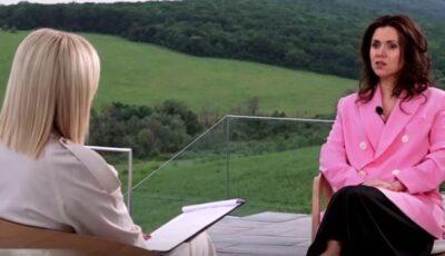 Natalia Morari, sinceră și încrezătoare în cel mai recent interviu oferit Rodicăi Ciorănică