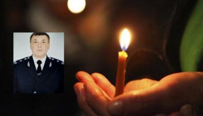 MAI: Un polițist de doar 42 de ani a decedat la locul de muncă, în urma unui stop cardiac