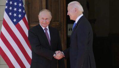 Joe Biden a dat de pământ cu Vladimir Putin. Summit-ul de la Geneva