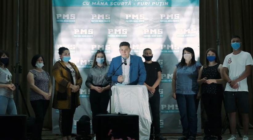 Foto: Zebra Show ne prezintă candidatul ideal pentru alegerile parlamentare. Video!