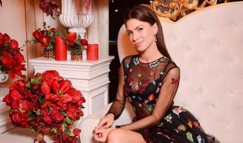 Designerul Olga Blanc a devenit mămică. Primul mesaj emoționant
