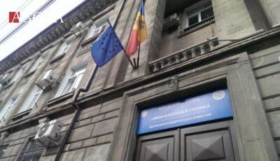 Trei partide anunță proteste la sediul Comisiei Electorale Centrale