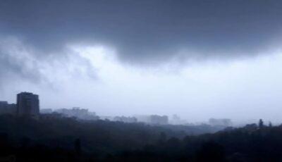 O ploaie puternică a făcut prăpăd la Soroca