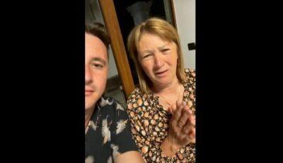 Mama lui Emilian Crețu, în lacrimi. Motivul pentru care a plâns
