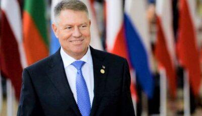 De 1 iunie, președintele Klaus Iohannis a publicat o poză din copilărie
