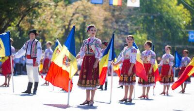 În luna august, Republica Moldova va sărbători 30 de ani de la proclamarea Independenței