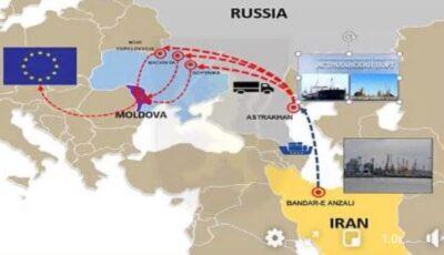 Cantități imense de droguri din Iran tranzitau Rusia, Ucraina și Moldova pentru a fi livrate în UE