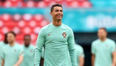 Ronaldo devine cel mai bun marcator din istoria Campionatului European