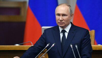 Vladimir Putin a declarat, la Geneva, că Aleksei Navalnîi a meritat pedeapsa cu închisoarea