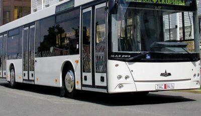Până în toamna lui 2022, microbuzele din Capitală vor fi înlocuite cu autobuze și troleibuze moderne