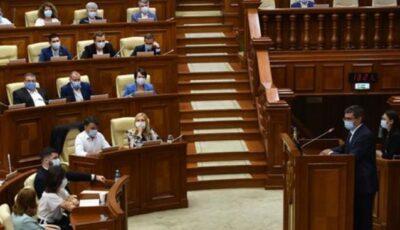 Mihail Popșoi și Vlad Bătrâncea, numiți vicepreședinți ai Parlamentului