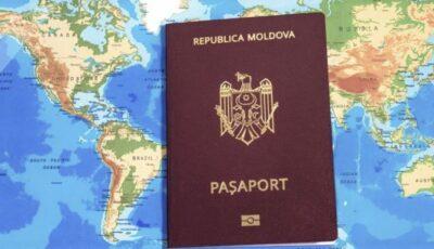 Moldovenii din diasporă vor putea vota și cu pașaportul expirat