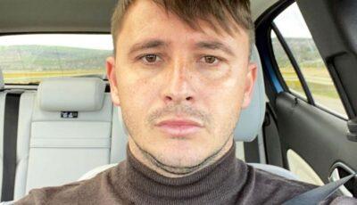 Emilian Crețu a postat o fotografie în care arată chipul tatălui său. Cât de mult îi seamănă?