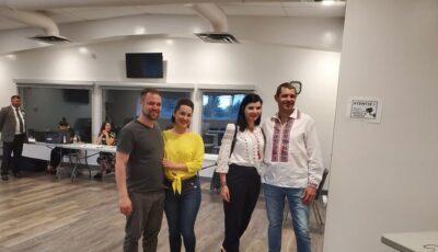 Tânăra moldoveancă care a parcurs 1.000 km pentru a vota