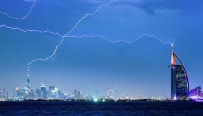 """Emiratele Arabe Unite au comandat ,,ploi artificiale"""" pentru a opri valul puternic de căldură"""
