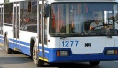 În Capitală a fost lansată o nouă linie de troleibuz
