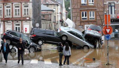 Germania încearcă să-și revină după inundațiile catastrofale, în timp ce numărul deceselor continuă să crească