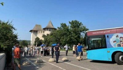 Doar 279 de persoane s-au vaccinat la maratonul de la Cetatea Soroca