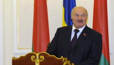 Aleksandr Lukaşenko a ordonat închiderea frontierei cu Ucraina