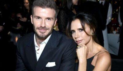 Victoria şi David Beckham sărbătoresc 22 de ani de mariaj