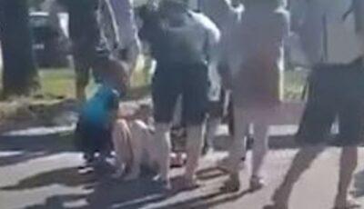 O adolescentă de 15 ani, lovită pe o trecere de pietoni din Capitală