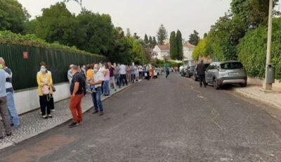 Alegeri 11 iulie: Mobilizare uimitoare a moldovenilor din Lisabona