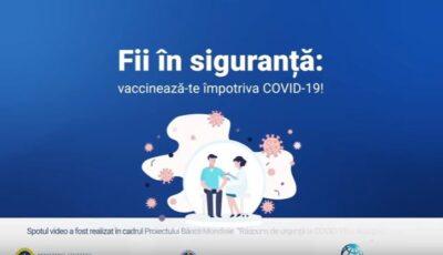 Cetățenii moldoveni imunizați îşi pot descărca certificatele de vaccinare
