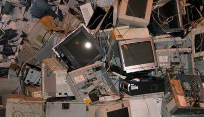 Specialiștii cer construcția unei fabrici de reciclare a e-deșeurilor