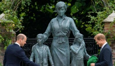 """Gafă la nivel înalt. Statuia Prințesei Diana, calificată drept ,,hidoasă"""""""