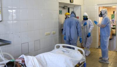 752 de morți în 24 de ore. Rusia înregistrează un nou record de decese cauzate de Covid-19