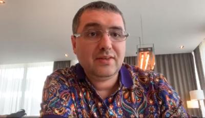 Renato Usatîi anunță că își dă demisia din funcția de primar al orașului Bălți