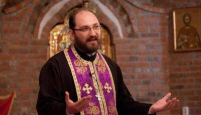 """Părintele Constantin Necula: ,,Maia Sandu mă uimește. De foarte multă vreme nu am văzut un astfel de om"""""""