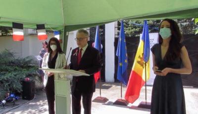 150 de persoane din grupul social-vulnerabil au primit ajutor din partea Ambasadei Franței