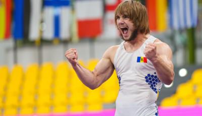 Luptătorii moldoveni au cucerit 6 medalii la Campionatul European din Dortmund, Germania