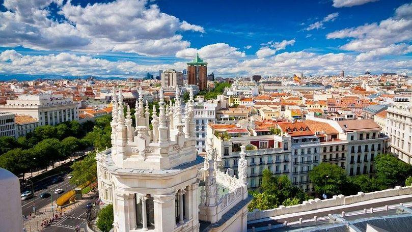 Foto: Spania introduce noi restricții, din cauza numărului mare de infectați