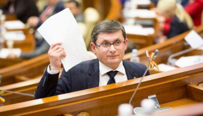 Igor Grosu, propus la funcția de președinte al Parlamentului